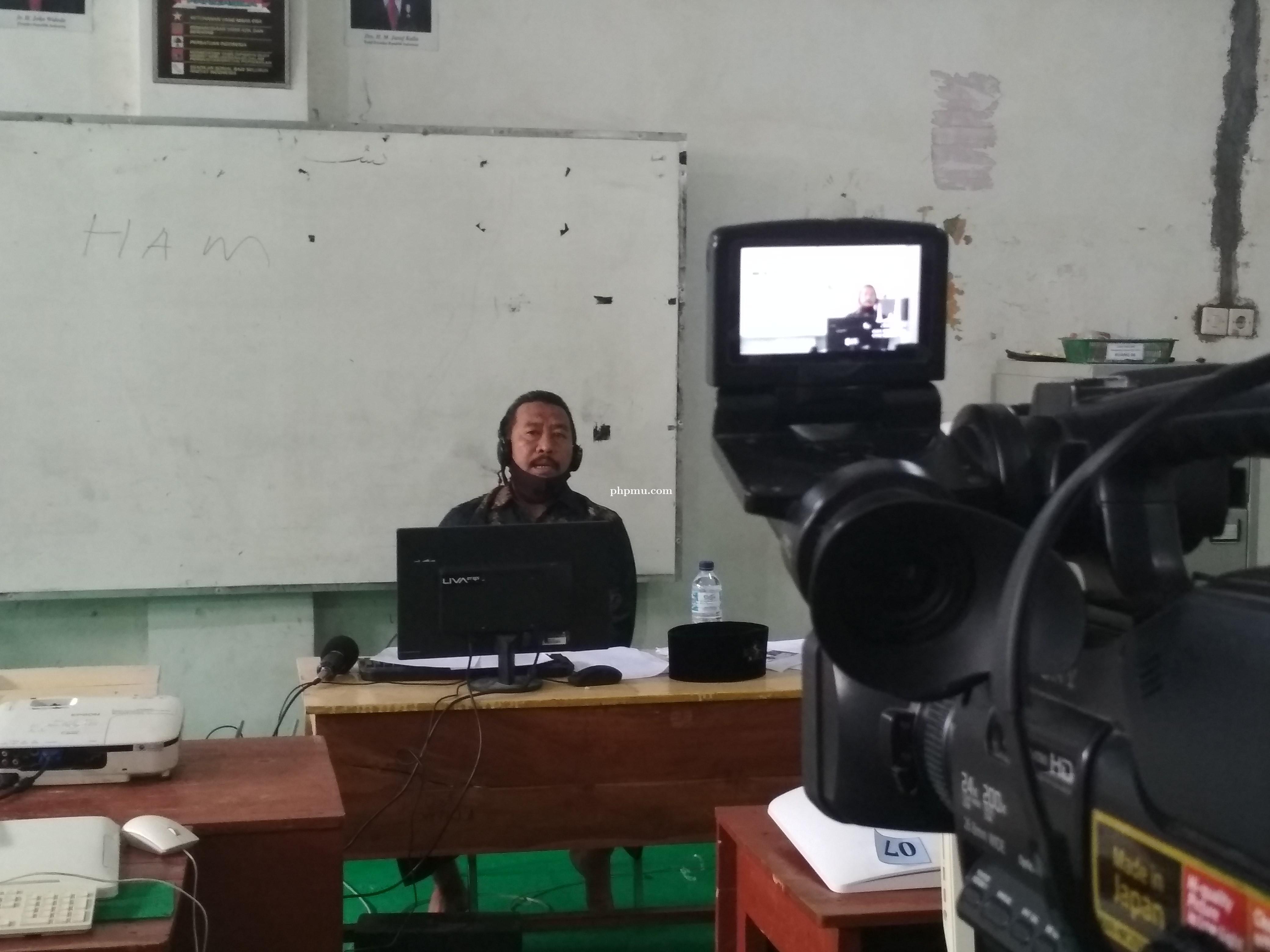 SMA Al-Azhar Menganti menuju Sekolah Penggerak 2021