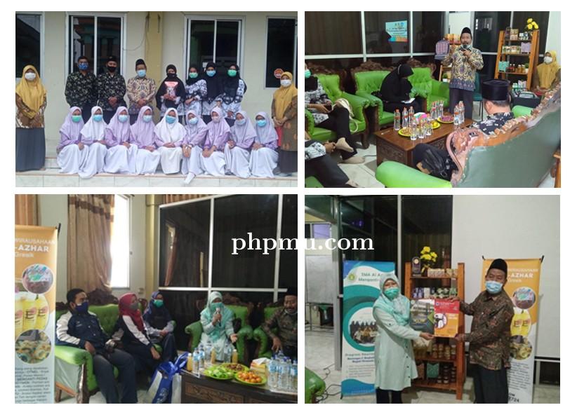 Study Banding KWU di SMA Al-Azhar Menganti